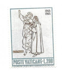 Vatican City 1965 - MNH - Scott #413 *