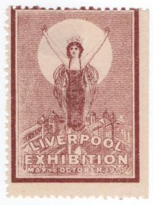 (I.B) Cinderella Collection : Liverpool Exhibition (1913)