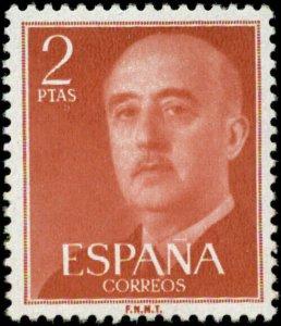 Spain Scott #829 Mint Never Hinged