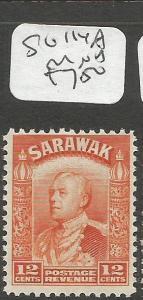 Sarawak SG 114a MNH (4cly)