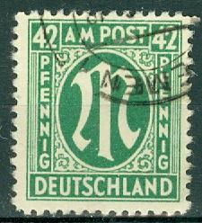 Germany - Allied Occupation - AMG - 3N16