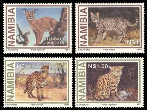 Namibia 1997 Scott #825-828 Mint Never Hinged