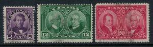 Canada #146-8  CV $15.00