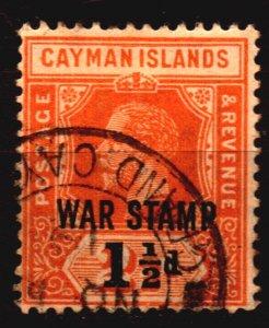 Cayman Scott MR6 used