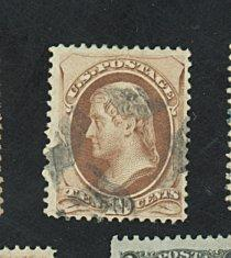 U.S. #150 Used F-VF Cat $33
