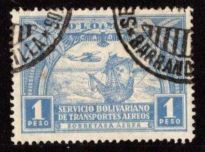 Colombia Scott C64 Used.