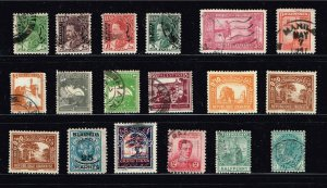 World Stamp Collection Lot #M5