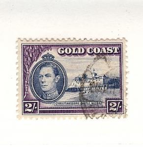 Gold Coast, 125, King George VI, Single, Used