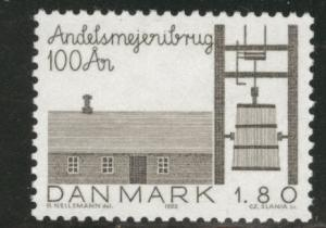 DENMARK  Scott 725 MNH** 1982 Butter Churn Barn