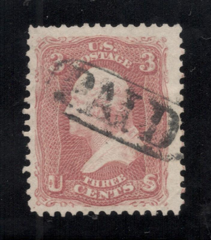 US#65 Rose - PAID Cancel