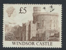 Great Britain SG 1413  Used   - Castle Definitive High Value