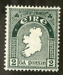 IRELAND 68 MNH SCV $3.50 BIN $1.75 MAP