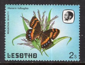 Lesotho 422 Butterfly MNH VF