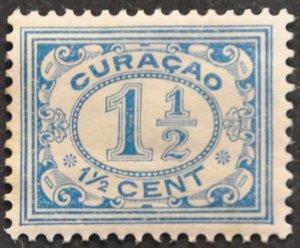DYNAMITE Stamps: Netherlands Antilles Scott #47 – MINT hr