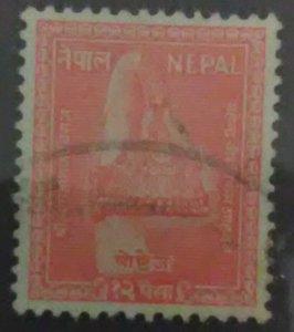 Nepal 105  (1957)