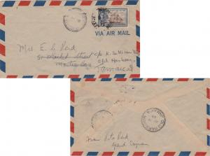 British Honduras 5c KGVI Battle of St. George's Cay 1949 Belize, British Hond...