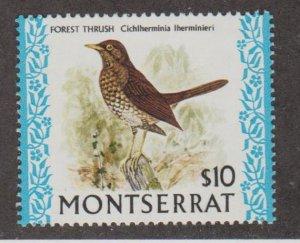 Montserrat Scott #243A Stamp - Mint NH Single