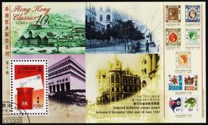 Hong Kong. 1997 Miniature Sheet. S.G.MS899 Fine Used