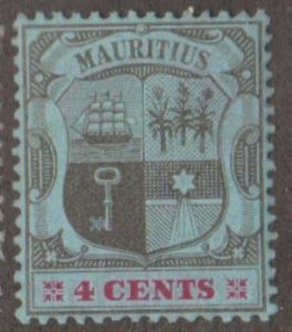 Mauritius Scott #131 Stamps - Mint Single