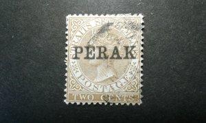 Malaya-Perak #2 used e2010 11488