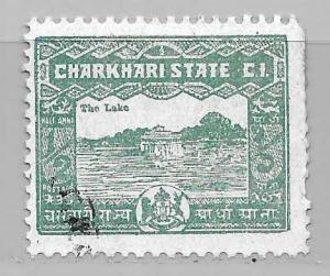 India - Charkhari 28 Guest House single Used