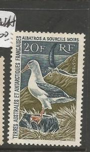 French Southern And Antarctic Territories Bird SC 28 MNH (7cuf)