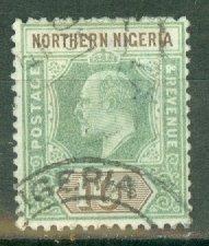 BX: Northern Nigeria 18 used CV $60
