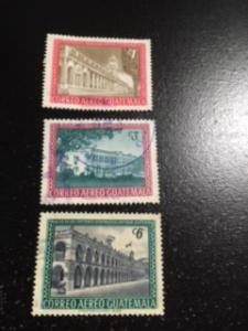 Guatemala sc C274,C275,C278 u