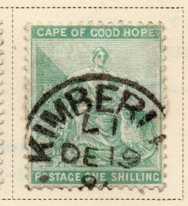 Cape of Good Hope 1892-94 Early Issue Fine Used 1S. 326719