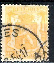Belgium; 1946: Sc. # 271; O/Used Single Stamp