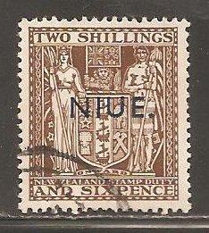 Niue  SC  89A  Used