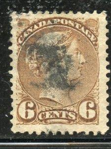 Canada # 39, Used. CV $27.50