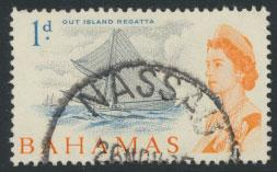 Bahamas  SG 248 SC# 205 Used  see scan
