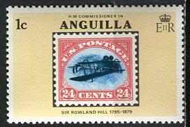 Anguilla; 1979: Sc. # 349: **/MNH Single Stamp