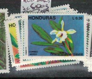 Honduras Flowers SC C820-3 MNH (1een)
