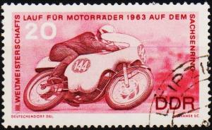 Germany(DDR). 1963 20pf S.G.E694 Fine Used