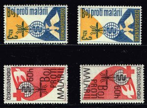 Czechoslovakia MINT STAMP COLLECTION LOT