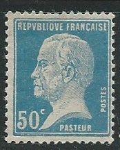 France ||  Scott # 191 - MH