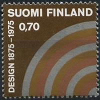 FINLAND 1975 - Scott# 580 Industry Art Set of 1 NH