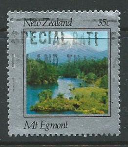 New Zealand SG 1316  Used