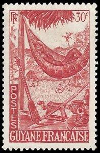 French Guiana 1947 #193 Mint H