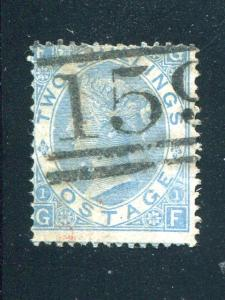 Great Britain #55a Used F-VF cat $240  - Lakeshore Philatelics