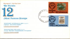 Nigeria, Worldwide First Day Cover