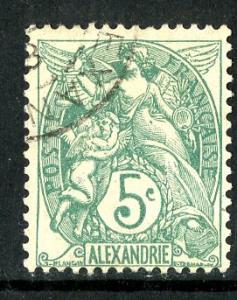 ALEXANDRIA  USED SCV $4.25 BIN $1.75