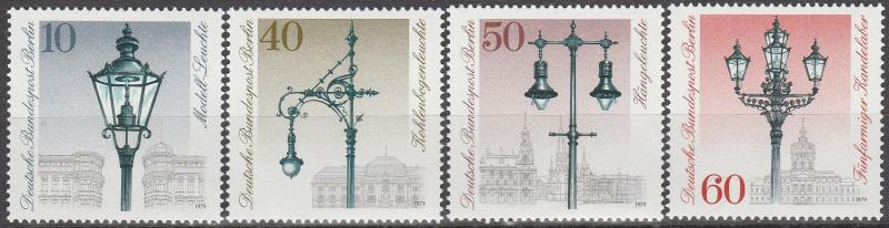 Germany #9N430-3  MNH  CV $3.30   (A6501)