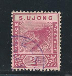 SUNGEI UJONG 1891 TIGER 2C ROSE
