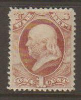 United States #O83 Mint