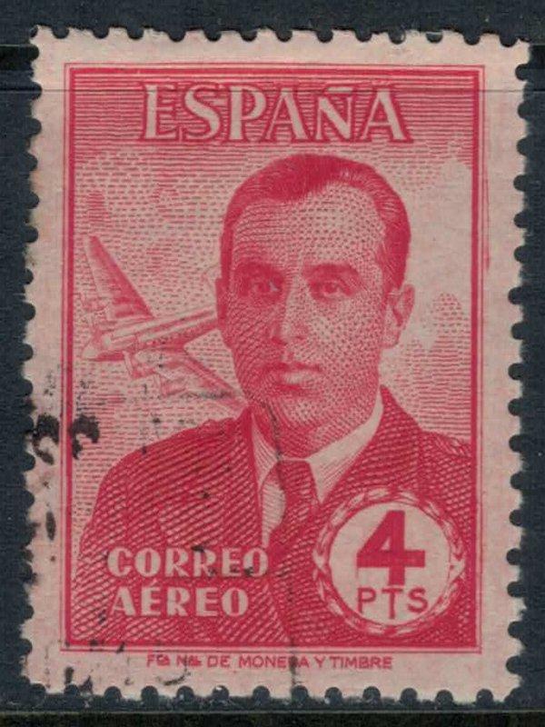 Spain #C120  CV $4.50