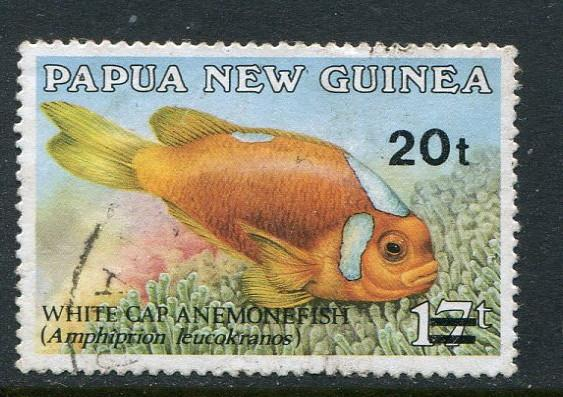 Papua New Guinea #720 Used - Penny Auction