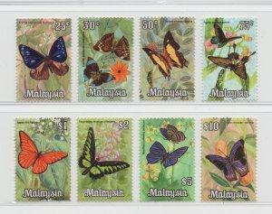 Malaysia - 1970 - SG 64-71 - MNH #13